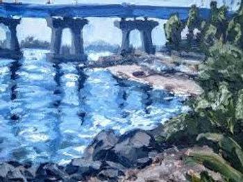 Bridge from Tidelands