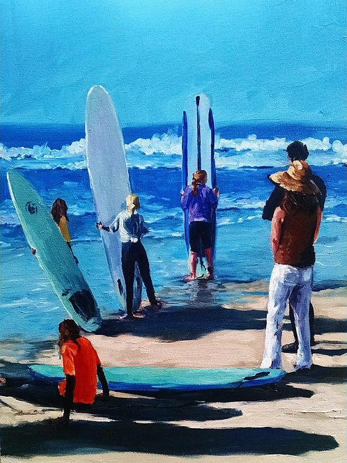 Girls Surf Comp