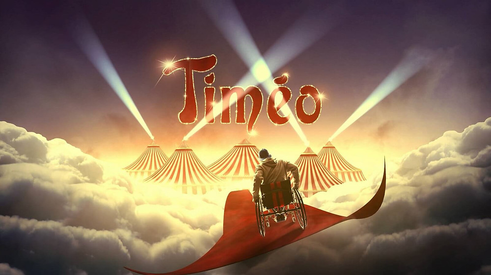 L'occasion aussi d'assister à un show de Timéo au Casino de Paris !