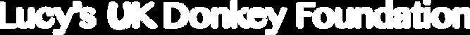 Logo Lucy's UK Donkey Foundation