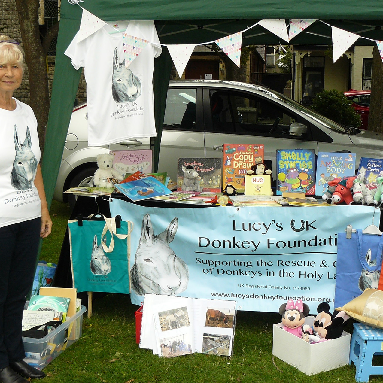 Worthing Carnival Stall