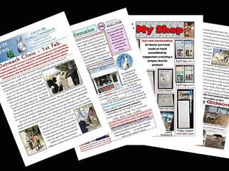 Our Winter Newsletter - now available!