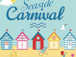 Visit us at the Worthing Carnival this weekend!