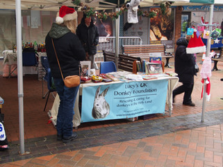 Thank you for visiting our stall in Burgess Hill!