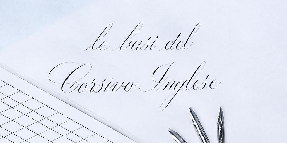 Corso Base di Calligrafia - Corsivo Inglese