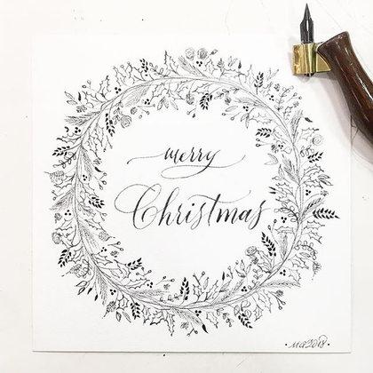 É domenica, mancano 9 giorni a Natale e