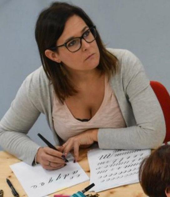Barbara Calzolari workshop