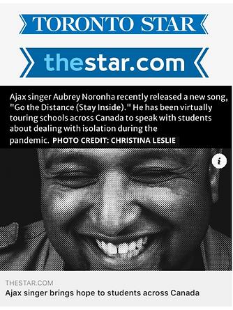 Toronto Star - PHOTO CREDIT CHRISTINA LE