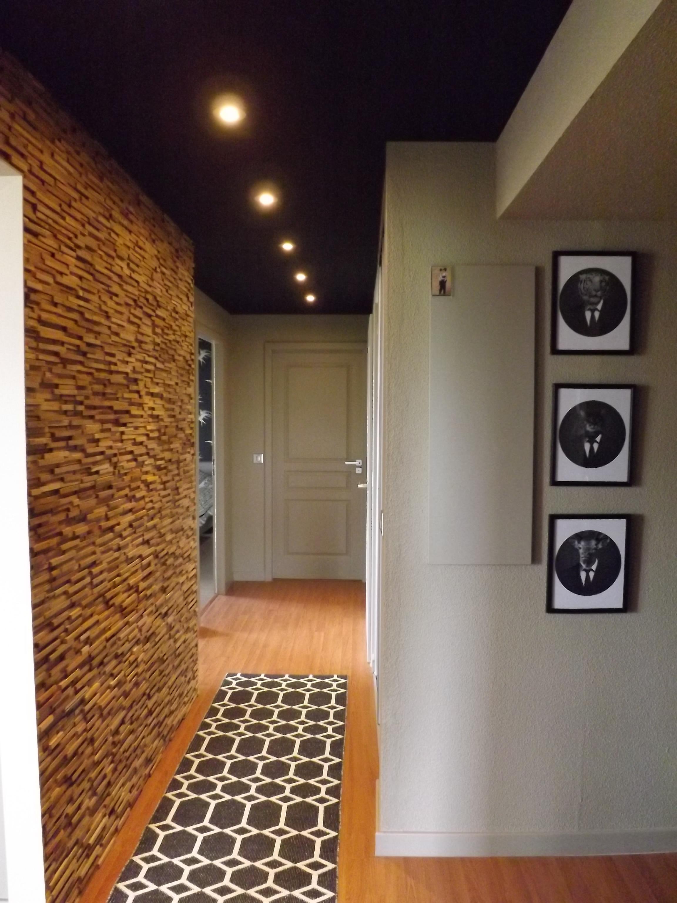 rénovation couloir particulier