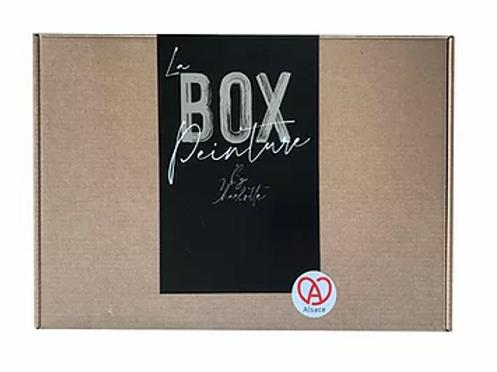 BOXE PEINTURE - terre cuite