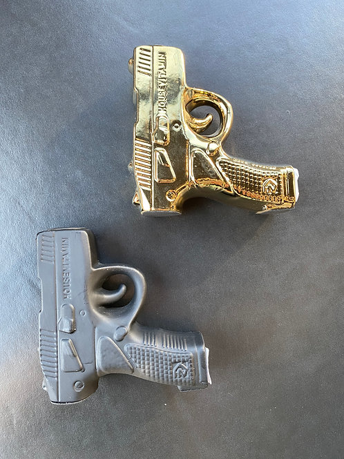 Bougeoir Gun