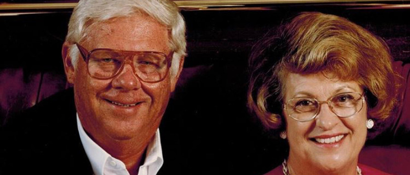 Russ and Carole Christner