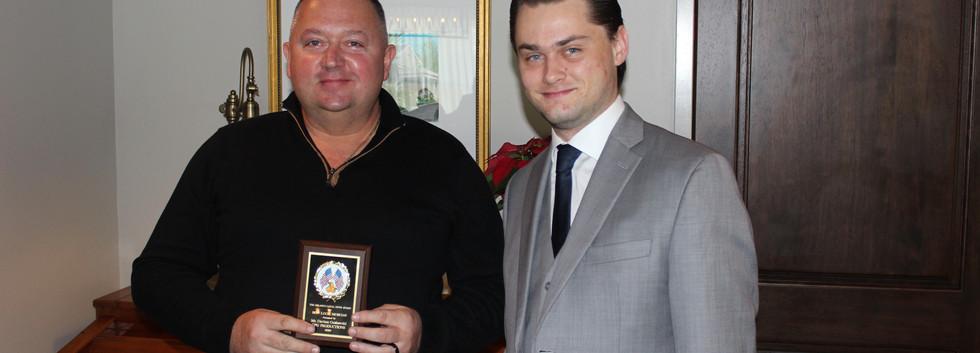 Dariusz Grabowski, Marshall Swanson
