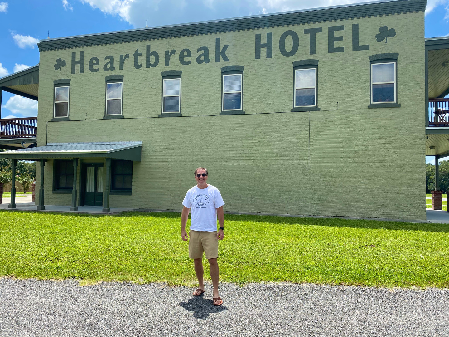 Heartbreak Hotel in Kenansville, Florida