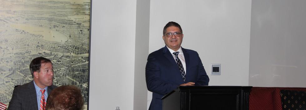 Francisco Gonzalez, Emmett Imani