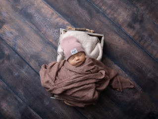 Newborn Session with W