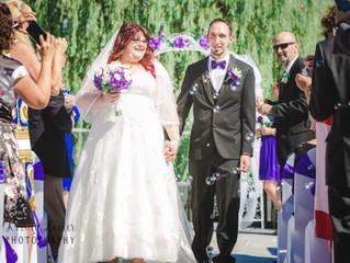 A few wedding teasers