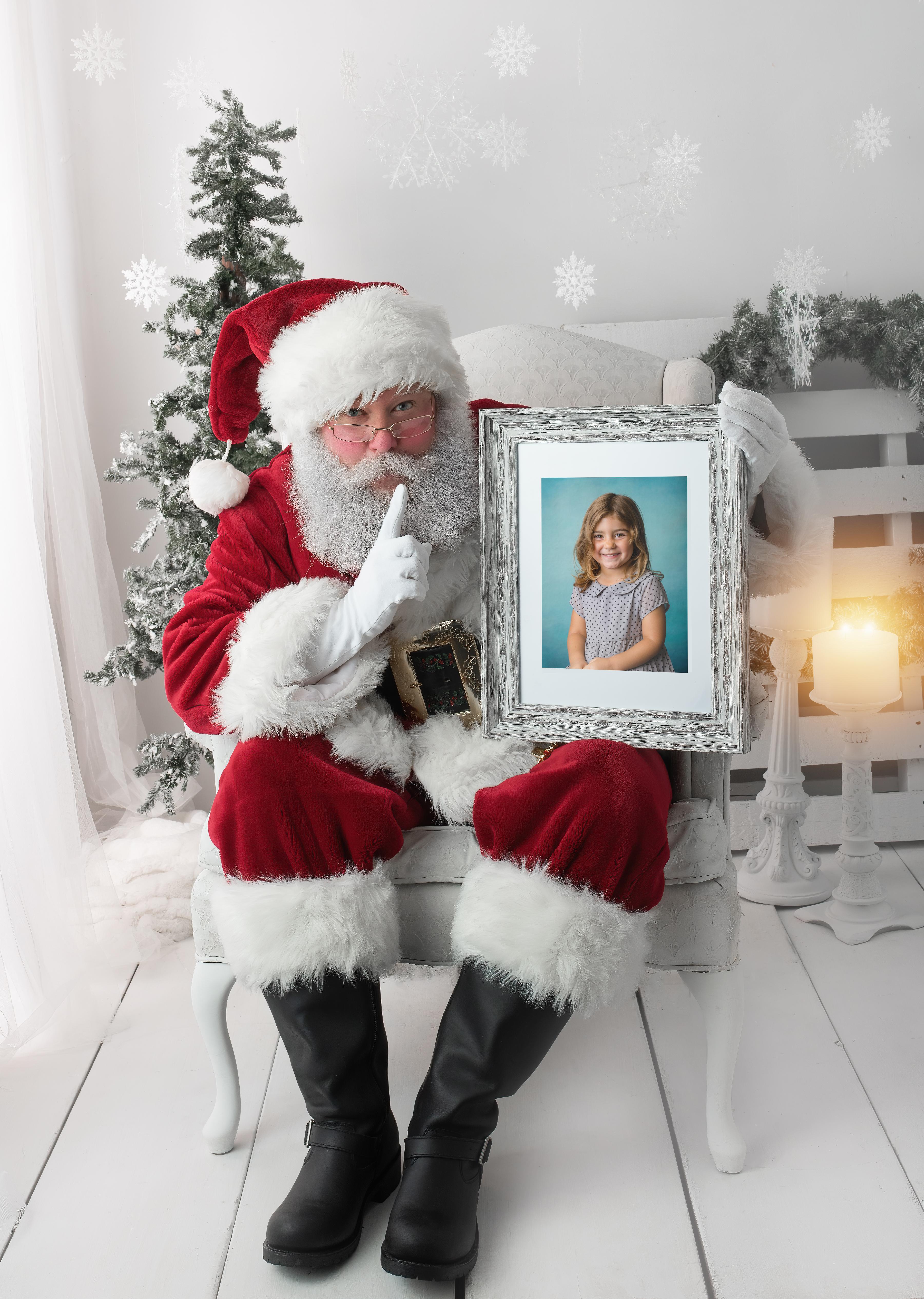 #14 - Santa Silent Night