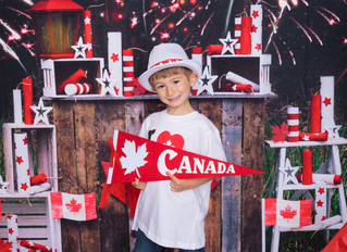 Canada Day Minis