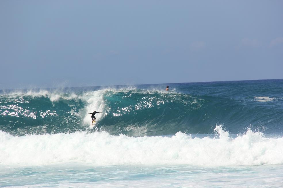 Life is like a wave