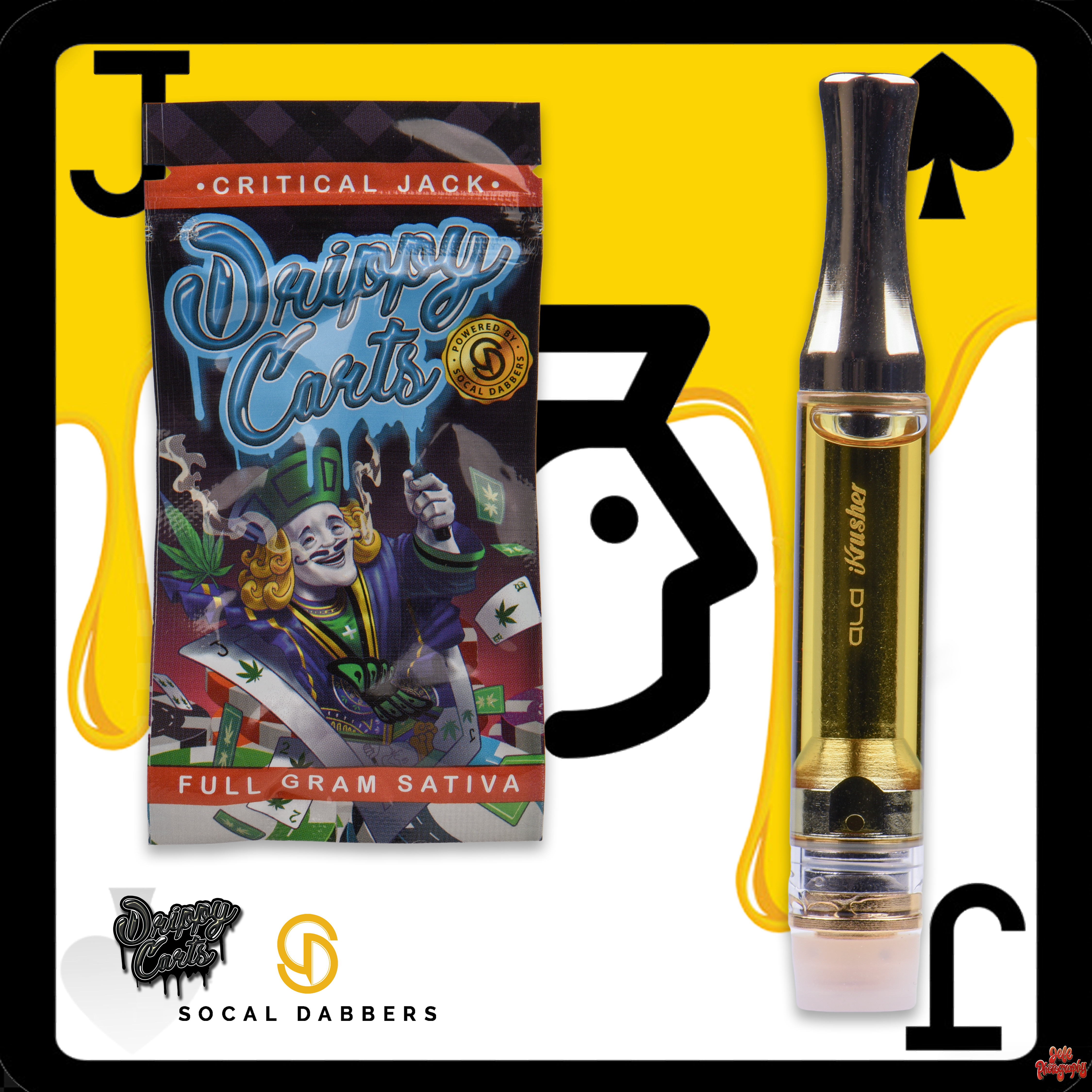 Critical Jack By Socal Dabbers & Drippy Carts