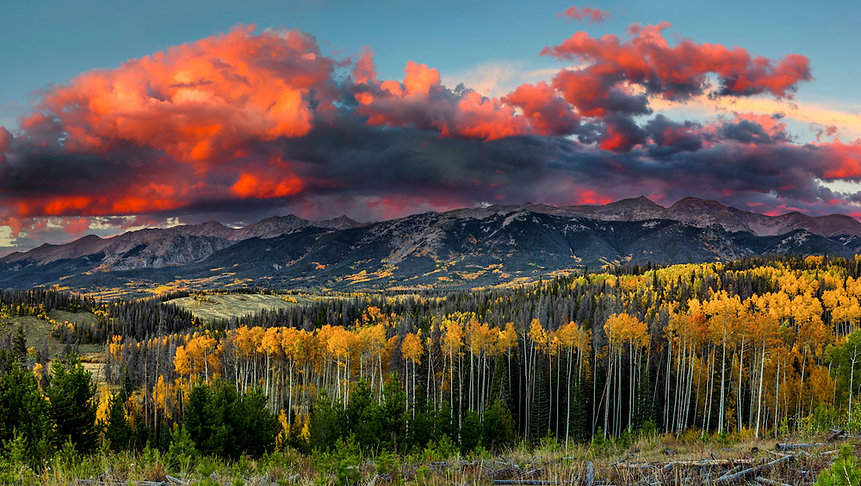State-Forest-Sunset-Colorado-Parks-and-W