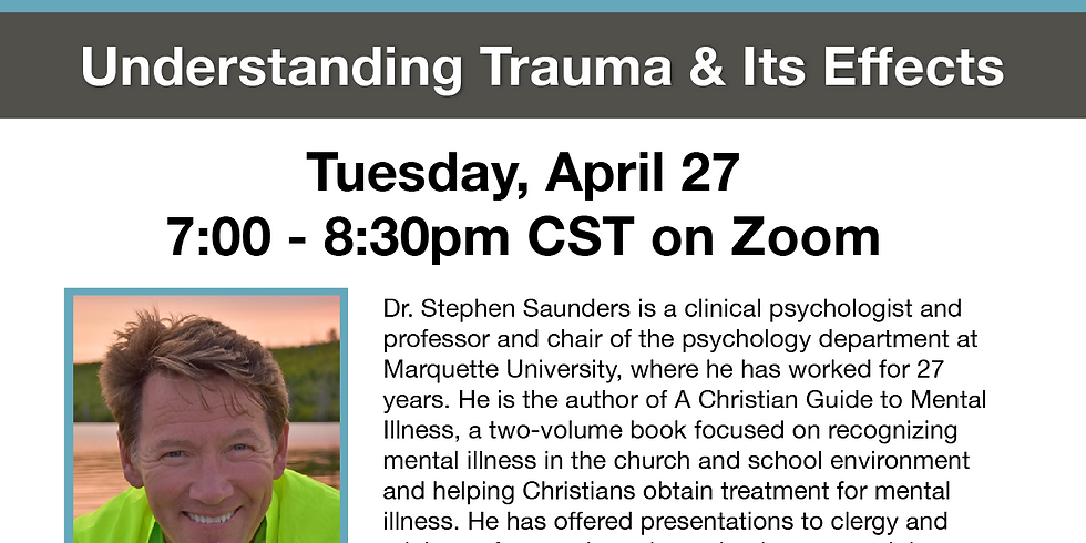 Understanding Trauma & Its Effects