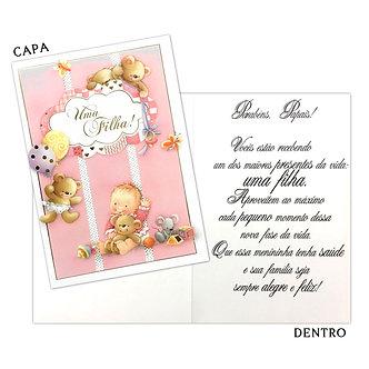 Cartão M - Nascimento