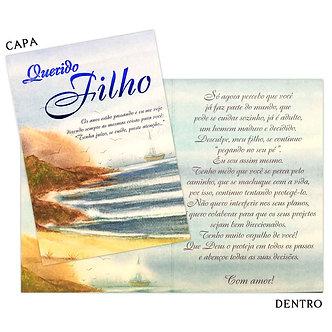 Cartão M - Filho