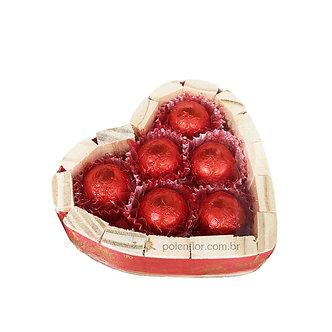 Bombons Coração P