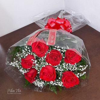 Buquê Especial 7 Rosas