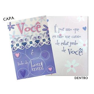 Cartão M - Neutro