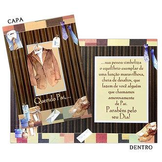 Cartão M - Pai