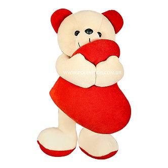 Urso Abraço 30cm