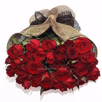 Buquê Luxo 36 Rosas