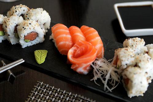 All Salmon (15 Piezas)