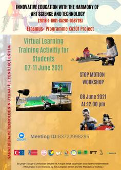 Stop Motion Workshop