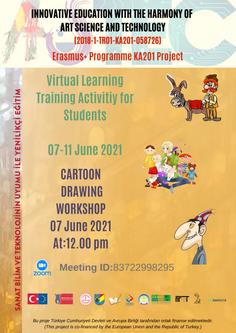 Cartoon Drawing Workshop