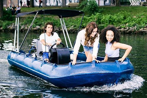 Self-Drive Boat Deposit