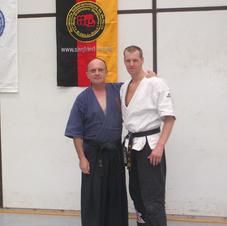 Daniel Blanchet Aiki-Jitsu