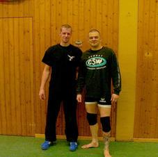Frank Burczynski JKD-FMA-MMA