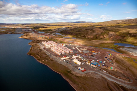 Emergency Medical Evacuation from Nunavut Mine