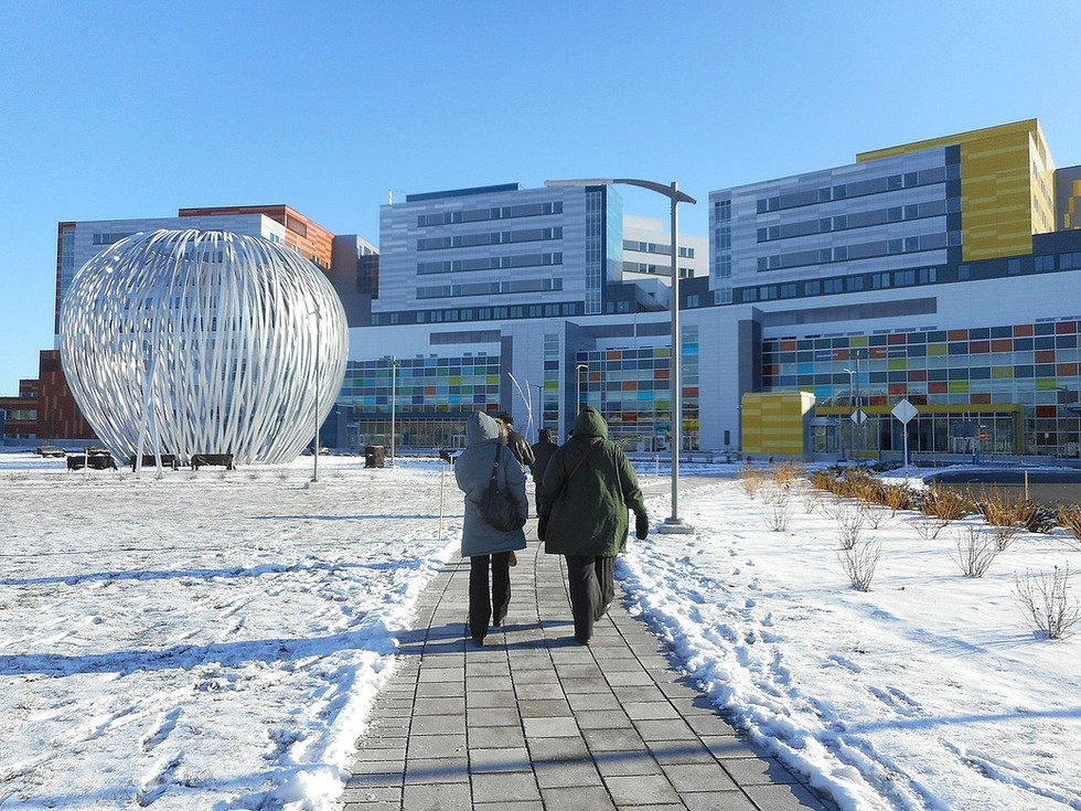 Possible Measles Exposure at MUHC
