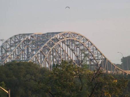 Mercier Bridge Lane Closure This Weekend