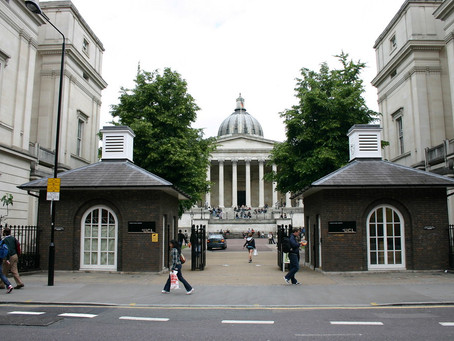 The art of being noticed: Five reasons why UCL has become the media's go to university