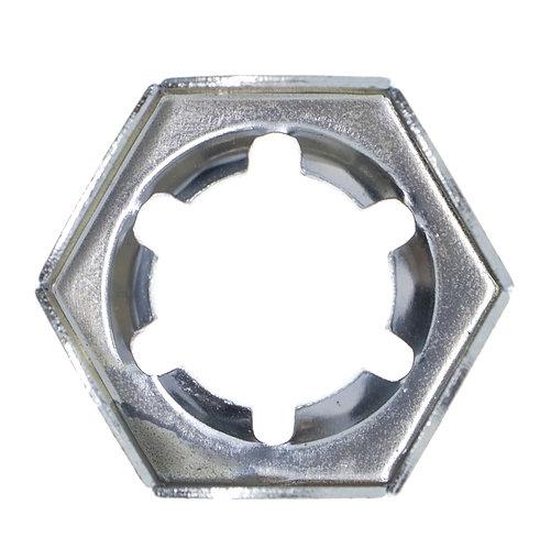 DIN 7967             Lock Nuts, All Metal, Half Turn