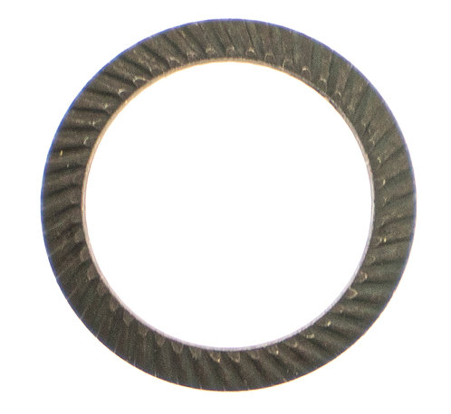 Ribbed Lock Washers