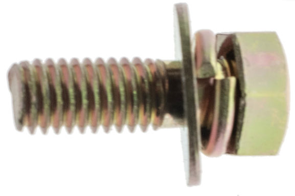 Hex Cap Screw with Captive Washer
