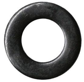 Black Oxide Flat Washers