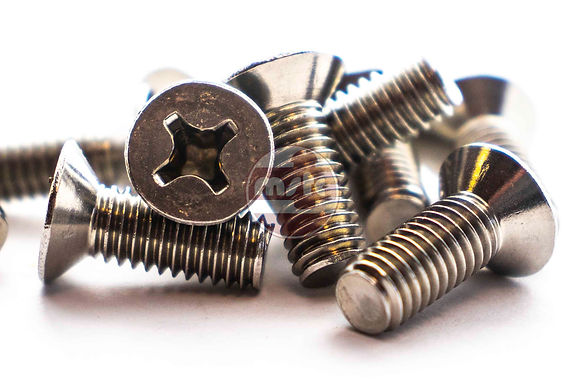 M3 Cross Recess Countersunk Flat Head Screw